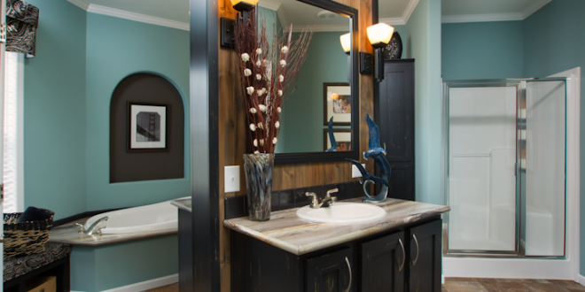 Featured home for Show home bathrooms