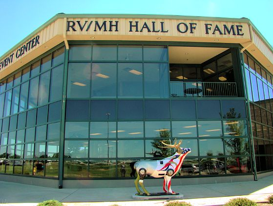 New RV Hall Of Fame