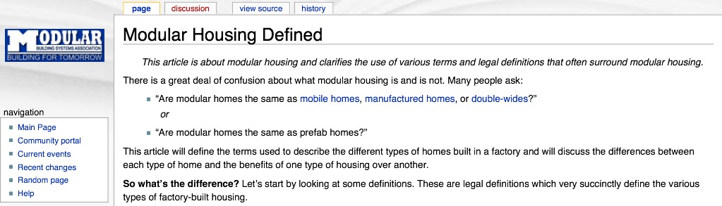 modular housing defined manufacturedhomeliving news