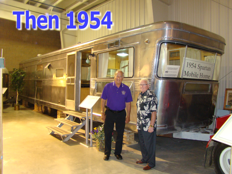 then-1954-spartan-mobile-home-ron-thomas-sr-l-chairman-midwest-manufactured-housing-federation-dennis-hill-r-showways-unlimited-manufacturedhomeliving-com-