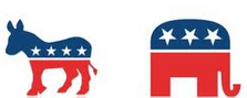 democratic-party-donkey-republican-party-elephant-posted-manufactured-home-living-news-