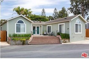 A Zillow Misstatement, yet Savvy to Showcase $3.75 million Malibu Manufactured Home