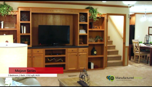 Can you get a Two Level Manufactured Home? Adventure Homes