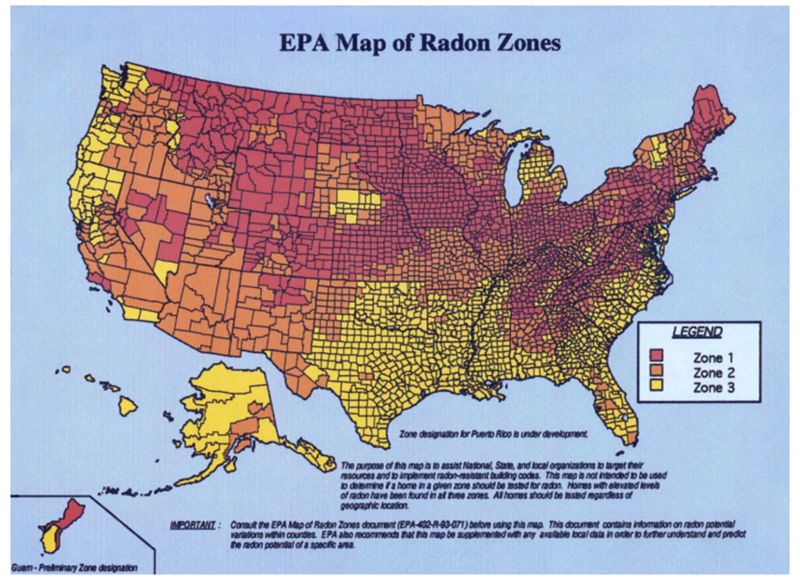 Radon The Silent Danger In Many Houses