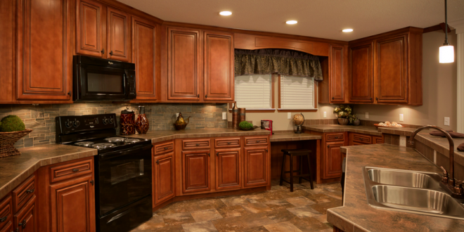 Manufactured Home Living News Tunica Show Kitchen Buchaneer