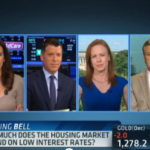 Price vs. Payment – CNBC's Diana Olick Spotlights Rates and Housing Affordability