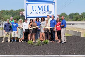 New UMH Manufactured Home Retail Center Opens near Pittsburgh, PA