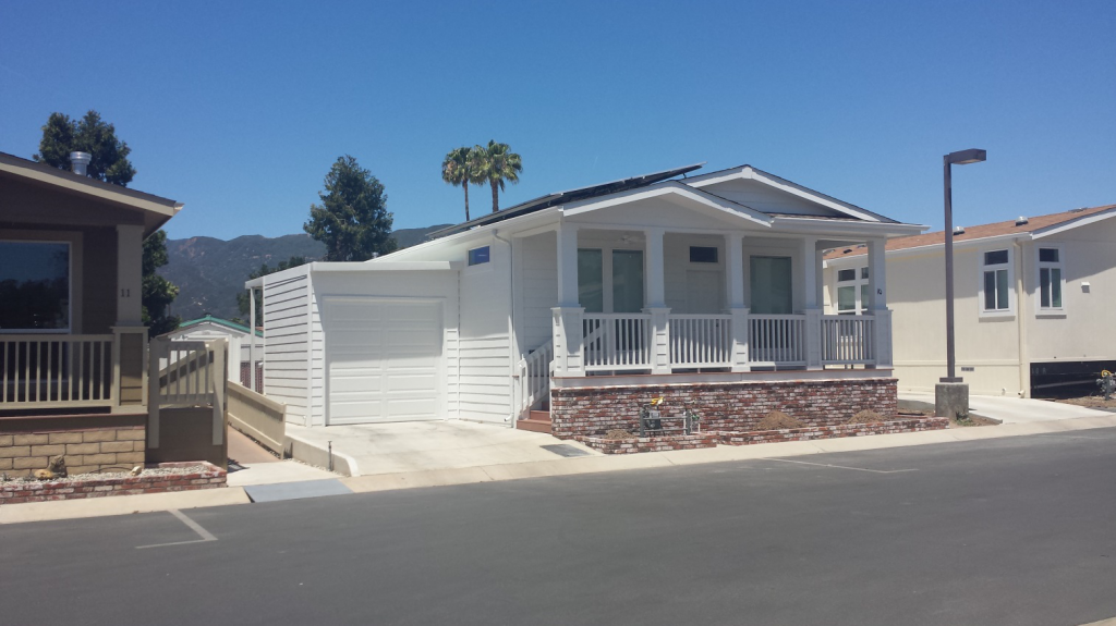 A manufactured home that could be net zero energy for Zero energy homes