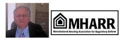 danny-ghorbani-president-manufactured-housing-association-regulatory-reform-mharr-logo-posted-mhlivingnews-com-