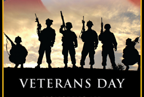 Salute to service people on Veteran Day, reminder that Manufactured Homes qualify for VA Loans