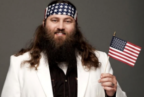 Willie & Robertson Family of Duck Dynasty fame present Christmas gift – new Manufactured Home for the Holidays