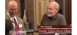 Jim Clayton – founder of Clayton Homes and Clayton Bank – Inside MH Video Interview