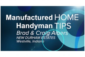 Manufactured Home Handyman Tips – Laying New Kitchen Flooring