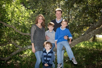 Eric-Powell-and-family-West Monroe-LA-ManufacturedHomeLivingNews-com