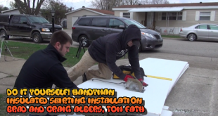 do-it-yourself-handyman-insulated-skirting-installation-manufactured-housing--tomfath-craigalbers-brad-albers-manufacturedhomelivingnews-com-575-323-1