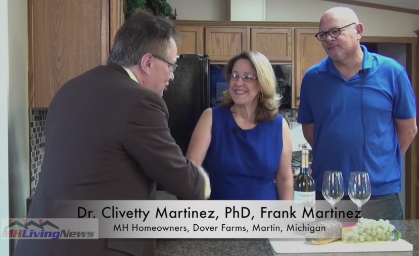 dr-clivetty-martinez-phd-frank-martinez-mh-home-owners-dover-farms-martin-mi-manufacturedhomelivingnews-com-