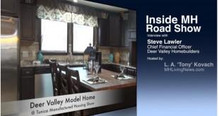 SteveLawler-CFO-DeerValleyHomebuildersGuinALinsideMHroadShow-ManufacturedModularHomeLivingNews-com-