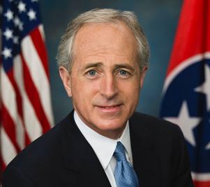 U.S.SenatorBobCorkerR-TN-creditWikiCommons-PostedMHLivingNews-com-