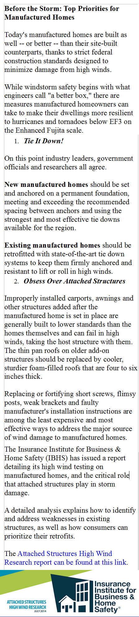 Weathering the Storms: How Manufactured Homes Can Do It Better ... on mobile home hold downs, mobile home lights, mobile home stands, mobile home add ons, mobile home anchors home depot, mobile home mirrors, mobile home carriers, mobile home covers, mobile home parts, mobile home paint, mobile home lifts, mobile home tools, mobile home filters, mobile home fittings, mobile home stickers, mobile home locks, mobile home wiring, mobile home turnbuckles, mobile home upgrades, mobile home electrical,