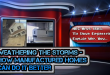 WeatheringStormHowManufacturedHomesDoItBetterConventionalHouseCollapsesManufacturedHomeStands-MHProNews-com-