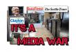 ItsAMediaWar-WarrenBuffettSeattleTimesBuzzFeedClaytonHomes-credits-UKtelegraph-respectiveLogos-eachCompanys-collage-posted-MHLivingNews1com-810x600