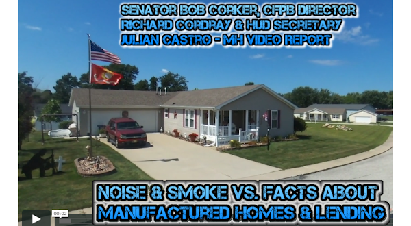 Noise and smoke vs facts about manufactured homes and - Manufactured vs mobile home ...