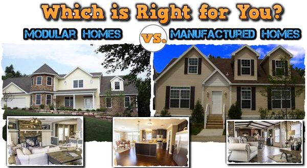 Modular versus manufactured homes which is right for you - What is the difference between modular and manufactured homes ...
