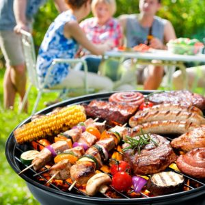 backyard-barbecue-photocreditBakken-UMHProperties-PostedManufacturedHomeLivingNews-