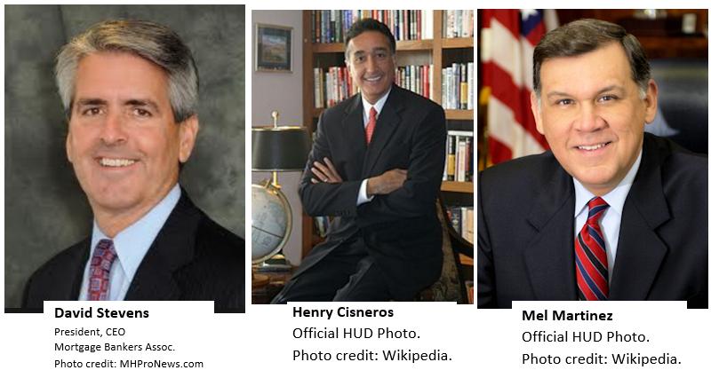 DavidStevensCEO-MBA-HenryCisnerosMelMartinezHUDSecretary-Wikicommons