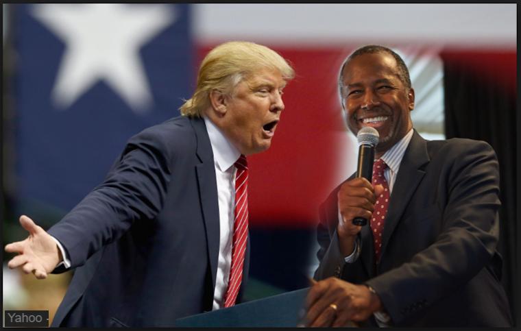 DonaldTrumpBenCarsonCreditYahoo-postedMHLivingNews