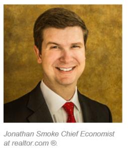 JonathanSmokeChiefEconomistRealtorCreditRealtor®PostedMHLivingNews