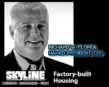 richard-w-flora-credit-linkedin-skyline-corp-new-president-posted-daily-business-newMHProNews-ManufacturedHomeLivingNews