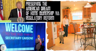PreservingTheAmericanDreamOfHomeOwnershipViaRegulatoryReformMHLivingNews