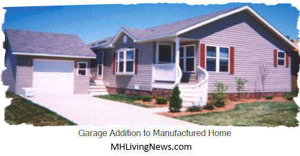 Attractive Garage Additions For Manufactured Homes Do It Right