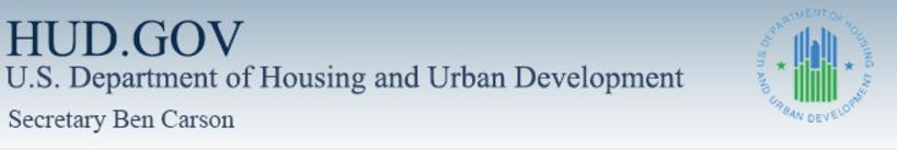 HUD-gov-USDepartmentofHousingUrbanDevelopmentLogoHeaderPostedMHLivingNews