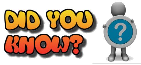 DidYouKnowQuestionMarkMHLivingNewsMHProNews