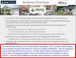 BusinessOverviewECNCapitalTriadFinancialManufacturedHousingLendingManufacturedHomeLivingNews_001