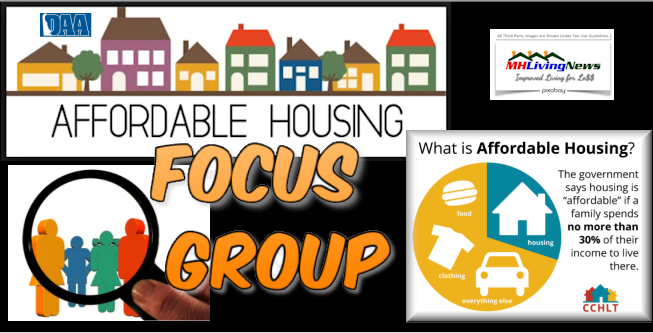 Affordable Housing Focus Group