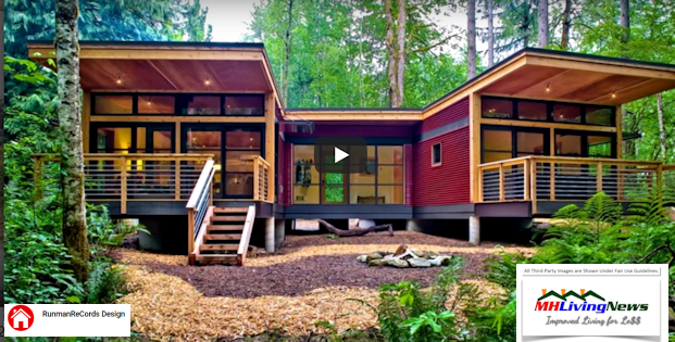 Celebrate National Home Ownership Month, with 26 Cool Prefab Cribs, a $1 Billion Dollar Hybrid Mansion, 4 Fun Videos