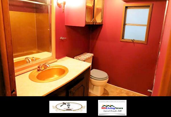 BathroomElvisPriscillaPresleyHoneymoon1960DeltaMobileHomeManufacturedHomeLivingNewsGWSAuctionLogo