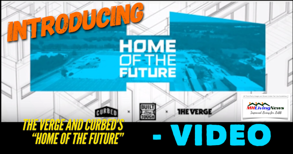 "Introducing the Verge and Curbed's ""Home of the Future"" - Video"