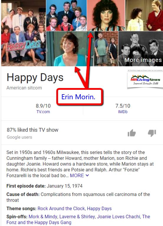 HappyDaysErinMorinManufacturedHomeLivingNews1