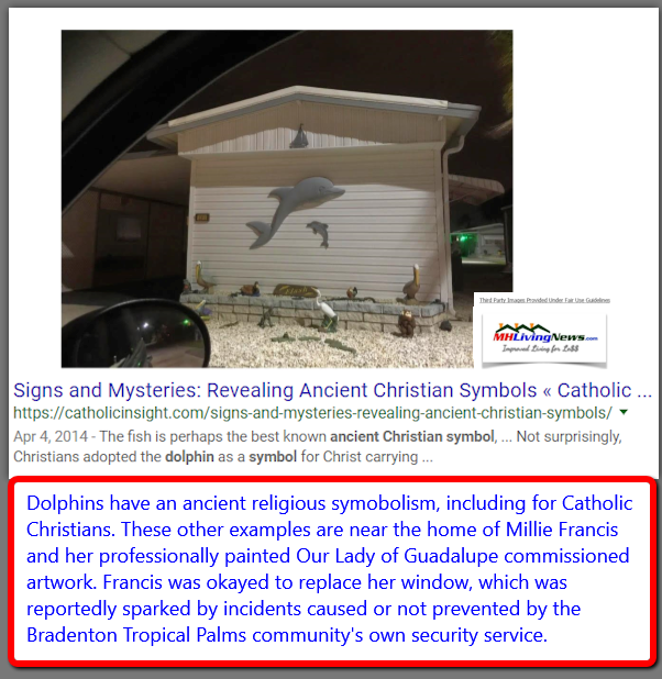 SignsMysteriesDolphinsAncientChristianSymobolsManufacturedHomeLivingNews