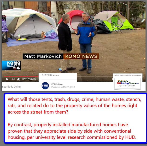 TentsSeattleisDyingNexttoHousesManufacturedHomeLivingNews