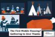 FirstMobileHousingGatheringToGiveThanksManfuacturedHomeLivingNews