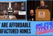 WhyAreAffordableManufacturedHomesOtherTypesFactory-BuiltHousingSoMisunderstoodMHProNews